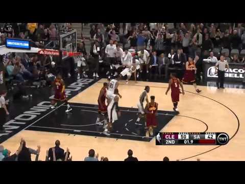 Cleveland Cavaliers vs San Antonio Spurs | January 14, 2016 | NBA 2015-16 Season