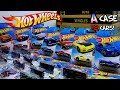 Unboxing Hot Wheels 2018 A Case 72 Car Assortment!