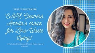 Amrita Prakash on sustainable natural cleaners from Ekam Eco