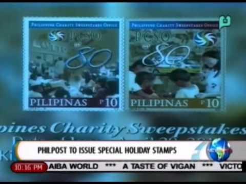 NewsLife: PhilPost to issue special holiday stamps || Nov. 24, 2014