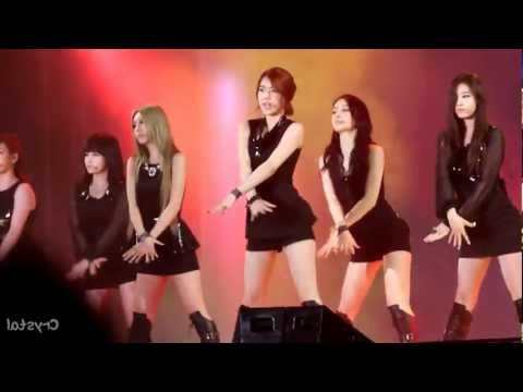 T-ara - Day by Day mirrored Dance Fancam