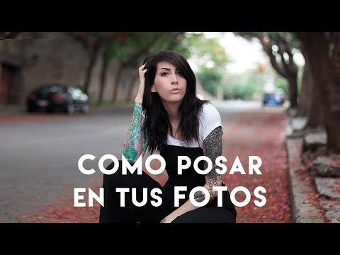 Como POSAR en tus FOTOS
