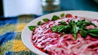 Под шубой (вегетарианская)(Вегетарианская кухня побуждает к импровизации гораздо сильнее, чем мясная. Задумалась я как-то сделать..., 2014-03-24T10:09:20.000Z)