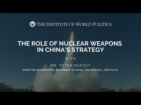 The Role of Nuclear Weapons in China's Strategy