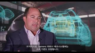 Siemens PLM Solution Partner Ecosystem Overview Video (Korean)