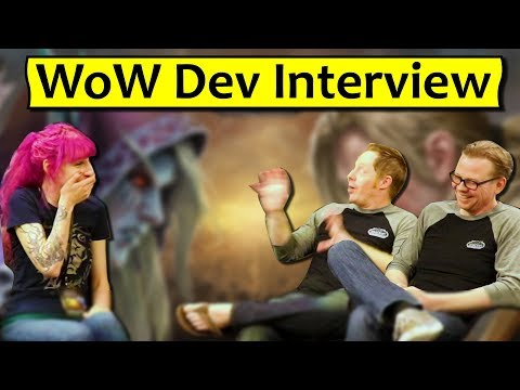 New Pet Charms in BfA! WoW Dev Interview with Jeremy Feasel and Frank Kowalkowski