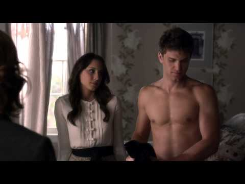 """Shirtless Toby Clip - Pretty Little Liars 3x16 """"Misery Loves Company"""""""