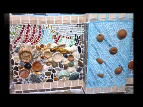 Pietreesassi pavimento a mosaico in ciottoli doovi - Riparazione piastrelle crepate ...