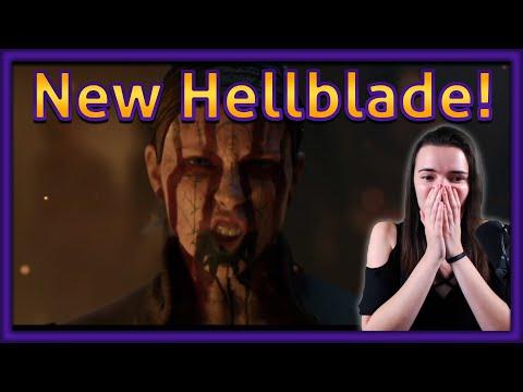 Hellblade 2 TRAILER REACTION! Xbox Series X!