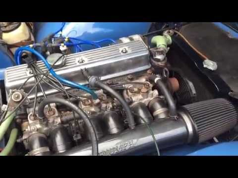 Tr6 Injection Youtube