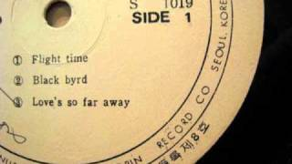 "Donald Byrd ""Flight Time"""