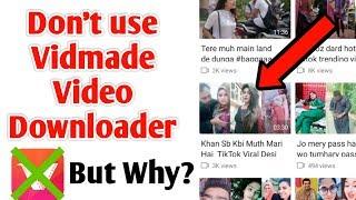 vidmate video download karne wala apps