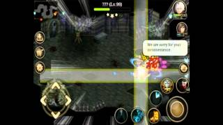 ??? Lv 99 - Boss Guide - Inotia 4 - RPG Free Android App Gameplay