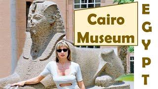 Египет 2000.Каирский музей.Egypt 2000.Cairo Museum.