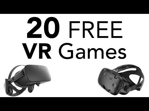 20 Free VR Games!