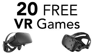 20 Free VR Games!