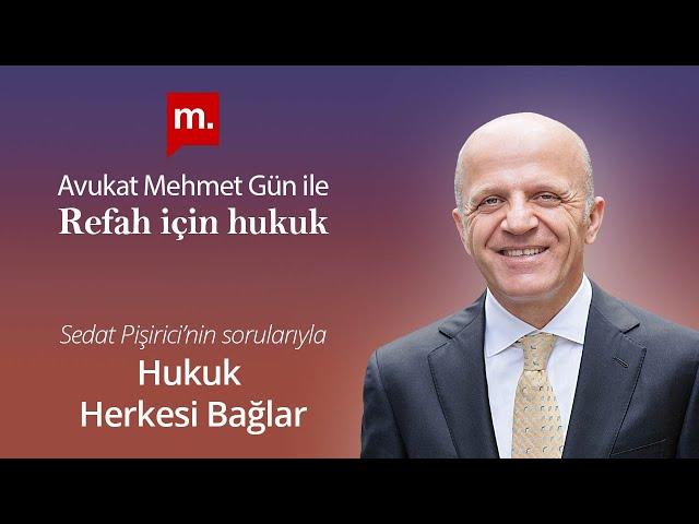 Refah İçin Hukuk - 14 - Hukuk Herkesi Bağlar (Medyascope TV - 23 Mart 2021)