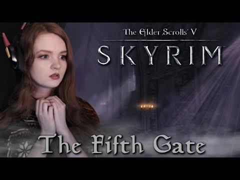 The Fifth Gate   TES V: Skyrim Horror Quest Mod