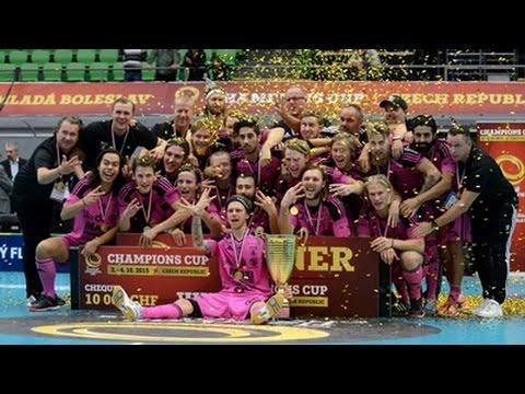 CC 2015 - Men's Final - SV Wiler-Ersigen v Falun