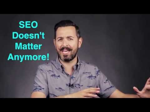 Is SEO (Search Engine Optimization Dead)? by Rand Fishkin