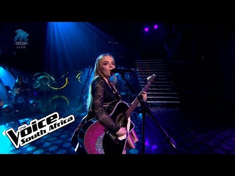 Amy Tjasink – 'Sweet but Psycho'   Live Shows   The Voice SA   M-Net