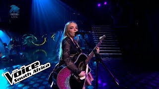 Amy Tjasink – 'Sweet but Psycho' | Live Shows | The Voice SA | M-Net