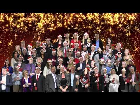 KMU Center Weihnachtsfest