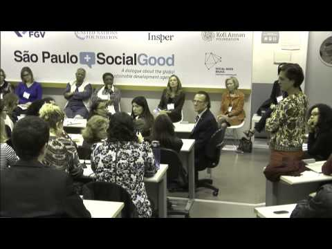 São Paulo +SocialGood: Empowering Girls and Women