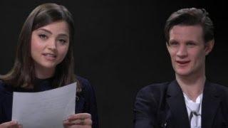 JENNA Interviews MATT: DOCTOR WHO New Eps MARCH 30 BBC America