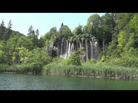 Plitvická jezera,Plitvička Jezera,Plitvice Lakes  1080p
