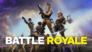 Fortnite Battle Royale - Is Amazing 100 Man Pvp Is Insane And Its Free To Play Wtf