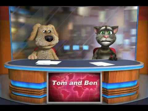 Deichkind- Leider Geil Talking Tom