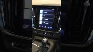 Driver Profiles Settings and Saving to key Volvo V90, V90CC, S90, XC60, XC90 Riverside Motors Hull
