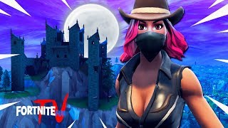 THE SECRET OF THE HAUNTED CASTLE *NEW SEASON 6* - FORTNITE SEASON 6 SHORT FILMS