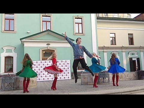 """Шоу-группа """"Барыня"""" часть 2/Show Group """"Barynya"""" Part 2"""
