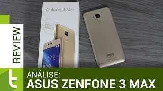 Análise Asus ZenFone 3 Max | Review do TudoCelular.com