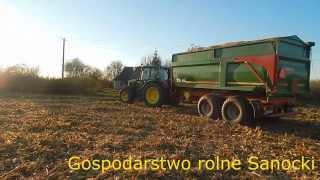 Jesienny mix 2013 - Akcja John Deere i Claas *Podkarpacie* Gospodarstwo Rolne Sanocki