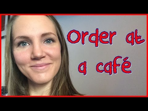 Norwegian Lesson: How to order at a café part 2