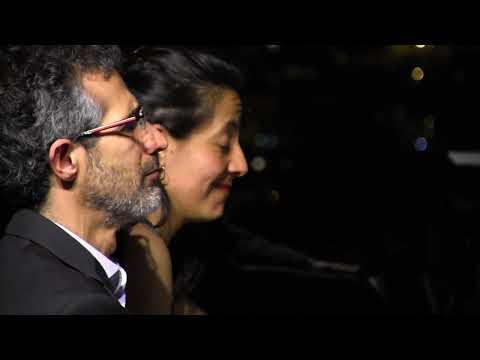Videos by SANTY LEON / W.A.MOZART / a 4 manos /Maria Fernanda Castro Eduardo José Vallejo