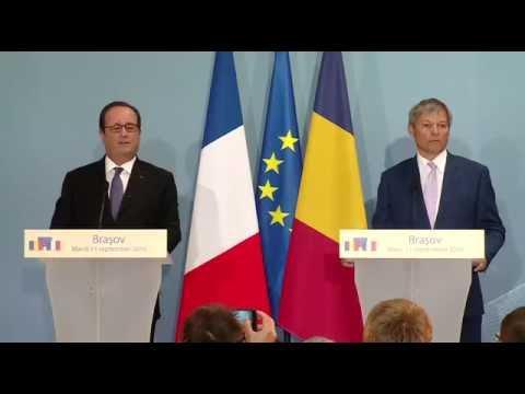 9/13/16: Live Stream Guvernul Romaniei * Ghimbav, Airbus România