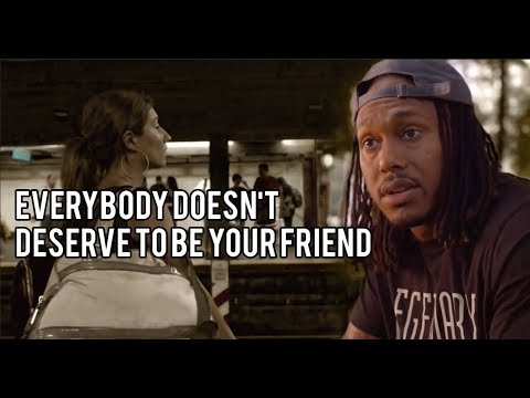 Everybody Doesn't Deserve To Be Your Friend || Trent Shelton