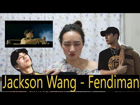 [THAI REACTION] Jackson Wang - Fendiman [MV]