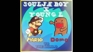 Soulja Boy & Young L - Triple Chain Gang (Instrumental)