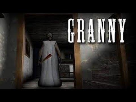 Najbolja Horror Igrica na mobitelu (Granny)!!!