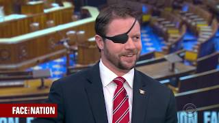 Crenshaw to Dems: 'I have literally been attacked. so let's choose our words carefully.'