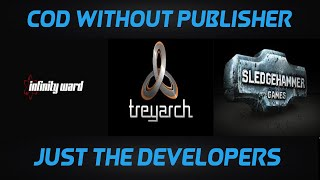 COD Without Publisher. Just Developers (BLACK OPS 4)