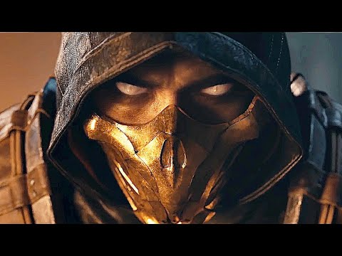 MORTAL KOMBAT 11 Story All Cutscenes Full Movie 2019 [1080p HD] MK11