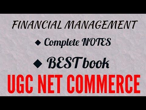 ugc net commerce notes free download pdf