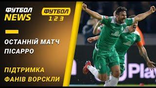 Пісарро завершив кар єру підготовка до фіналу Кубка України Футбол NEWS від 07 07 2020 15 40