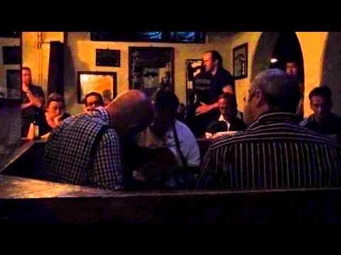 traditional Irish music in O'Connor's pub in Doolin, Ireland (1) - 5/29/14